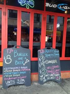 Zou het neefje van DJ hier een Burger & Beer-tent geopend hebben?