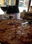 Wat eet men anders, op zo'n eerste dag in Little Italy voor lunch?