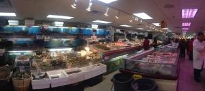 supermarkt in Canalstreet