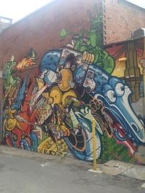 Kunst op straat