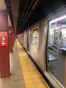 Met de metro gaan we naar Higher Manhattan, Harlem. Spannend en weer heel anders. We kijken er naar uit!