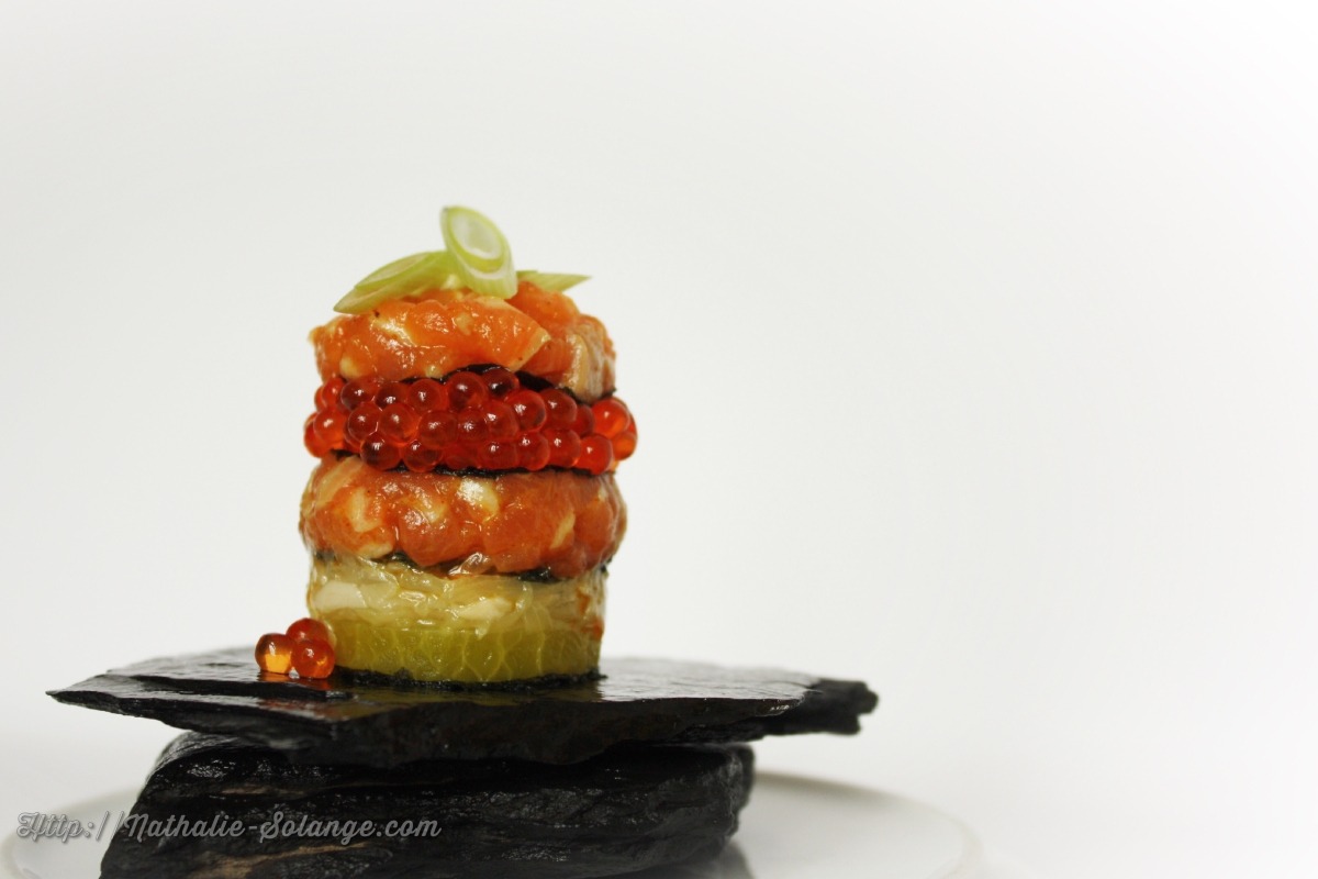 Pesutorī sushi met kunjit